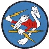 383d Fighter Squadron - Emblem - World War II